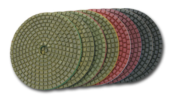 Marble Polishing Pads & Discs